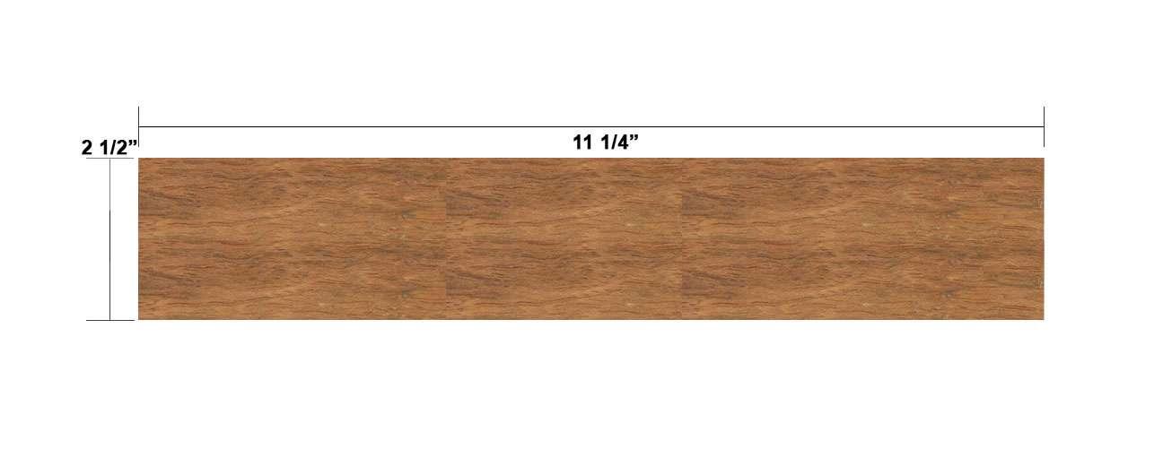 Cumaru 3×12