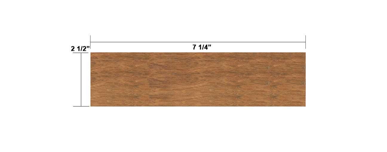 Cumaru 3×8