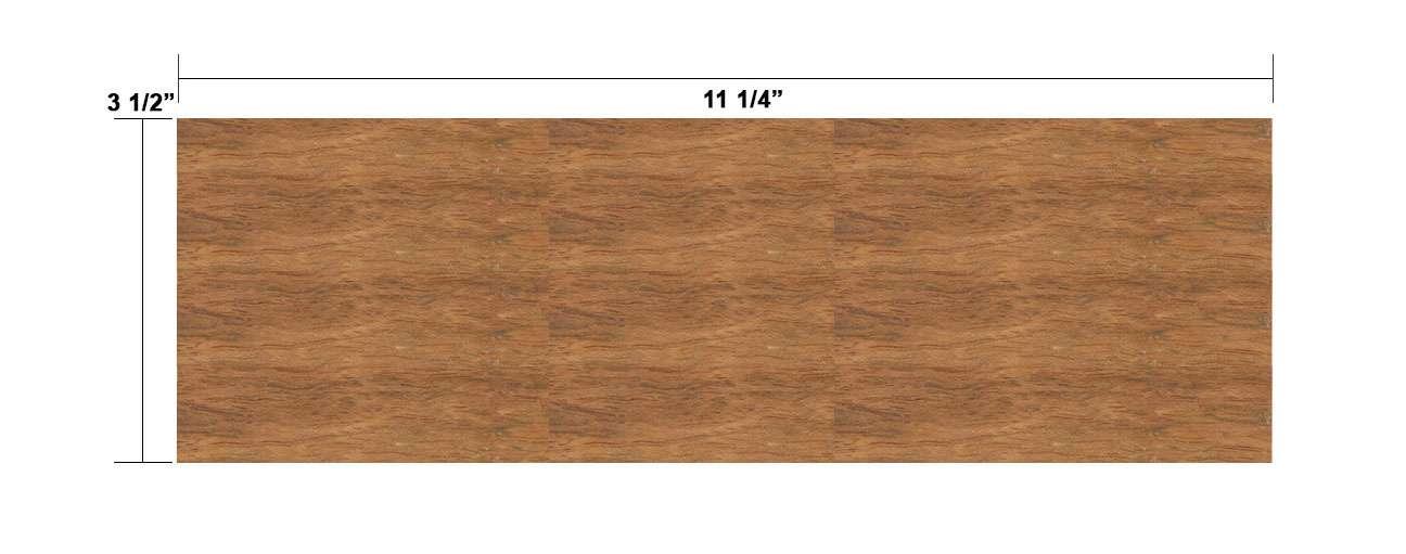 Cumaru 4×12