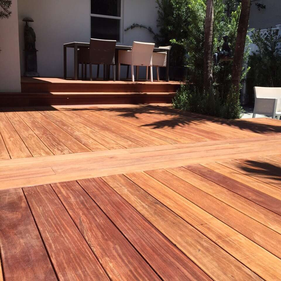 Cumaru Decking